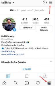 Instagram Ana Sayfa